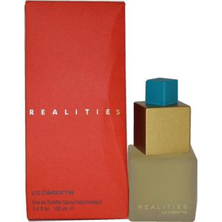 Liz Claiborne Realities Women's 3.4-ounce Eau de Toilette Spray