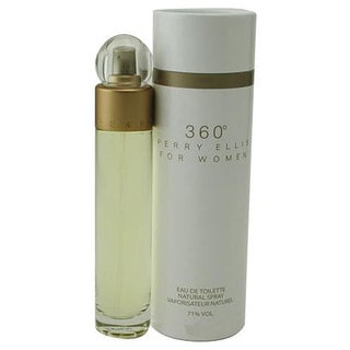 Perry Ellis 360 Degrees Women's 3.4-ounce Eau de Toilette Spray