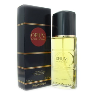Yves Saint Laurent Opium Men's 3.3-ounce Eau de Toilette Spray