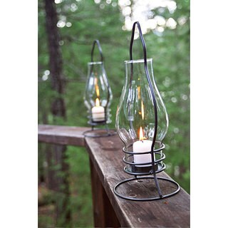 Iron Table Lantern