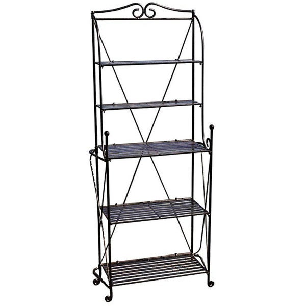 shelf butcher corporation storage racks rail hang elegant products chrome home by kitchen with deluxe bakers block rack omega top