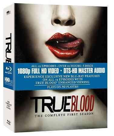 True Blood: The Complete First Season (Blu-ray Disc)