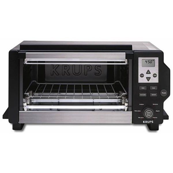 Krups Fbc213 Digital Convection Toaster Oven Free