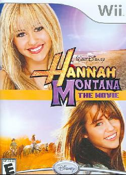 Wii - Walt Disney Pictures Presents Hannah Montana: The Movie