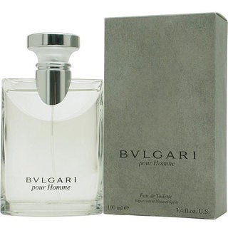 Bvlgari Men's 3.4-ounce Eau de Toilette Spray