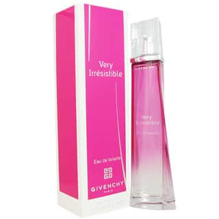 Givenchy Very Irresistible Women's 2.5-ounce Eau de Toilette Spray|https://ak1.ostkcdn.com/images/products/3877589/P11925985.jpg?impolicy=medium