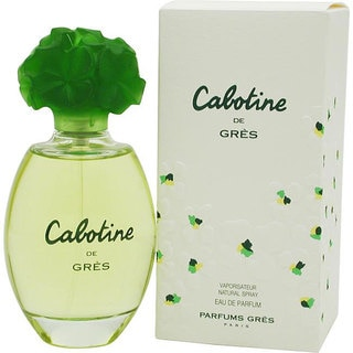 Parfums Gres Cabotine Women's 3.4-ounce Eau de Parfum Spray