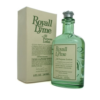 Royall Fragrances Royall Lyme Men's 8-ounce Lotion