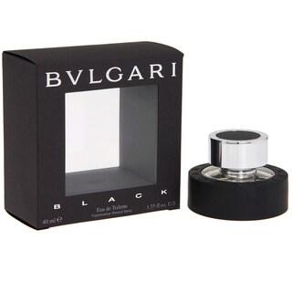 Bvlgari Black Unisex 2.5-ounce Eau de Toilette Spray