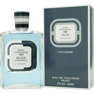Royal Copenhagen Musk 8-ounce Men's Cologne