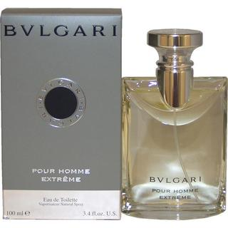 Spicy Bvlgari Extreme Men's 3.4-Ounce Eau de Toilette Spray