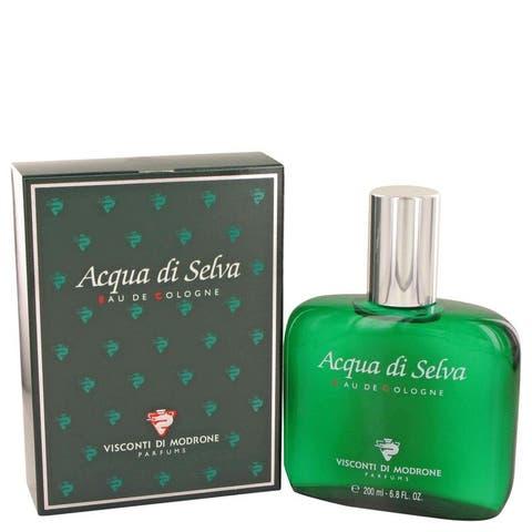 Visconti Di Modrone Acqua Di Selva Men's 6.8-ounce Eau de Cologne Spray