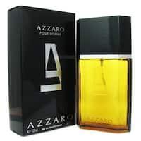 Azzaro Men's 3.4-ounce Eau de Toilette Spray