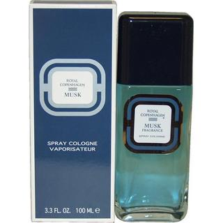 Royal Copenhagen Musk Men's 3.3-ounce Cologne Spray