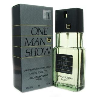 Jacques Bogart One Man Show Men's 3.3-ounce Eau de Toilette Spray