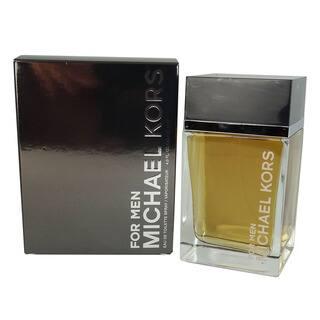 Michael Kors Men's 4-ounce Eau de Toilette Spray|https://ak1.ostkcdn.com/images/products/3877952/P11926336.jpg?impolicy=medium