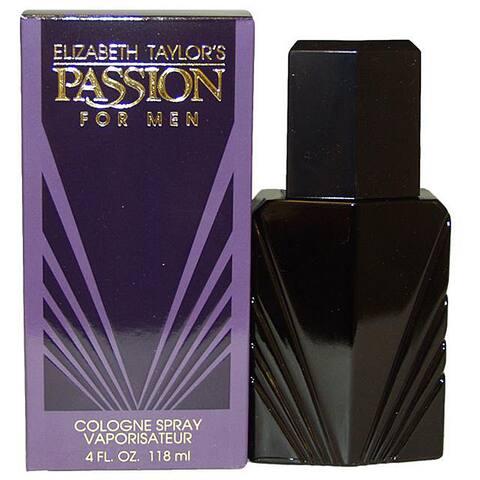 f68940a68 Elizabeth Taylor Passion Men s 4-ounce Cologne Spray
