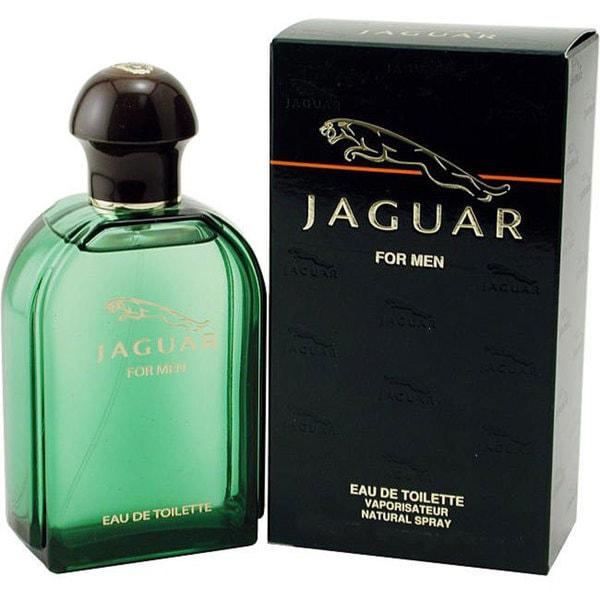 shop jaguar men 39 s 3 4 ounce eau de toilette spray free. Black Bedroom Furniture Sets. Home Design Ideas