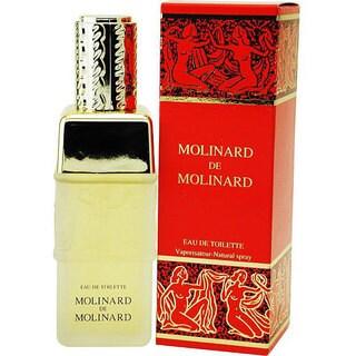 Molinards Molinard de Molinard Women's 3.4-ounce Eau de Toilette Spray