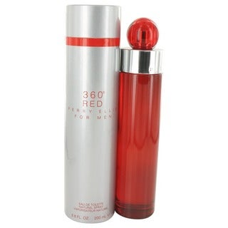Perry Ellis 360 Red Men's 6.7-ounce Eau de Toilette Spray