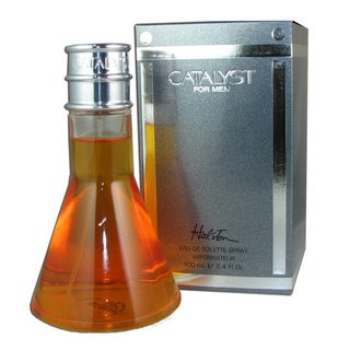 Halston Catalyst Men's 3.4-ounce Eau de Toilette Spray