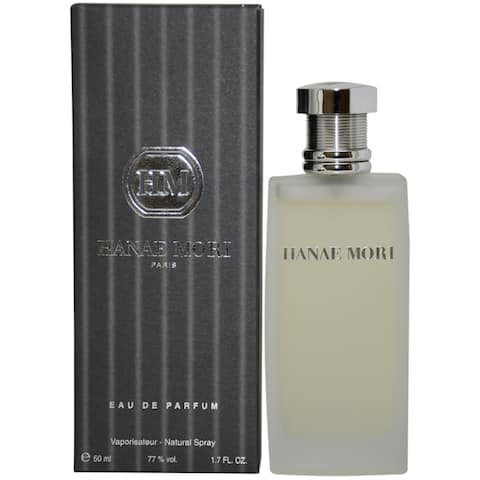 Hanae Mori Men's 1.7-ounce Eau de Parfum Spray