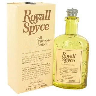 Royall Spyce by Royall Fragrances Men's 8-ounce Aftershave Lotion