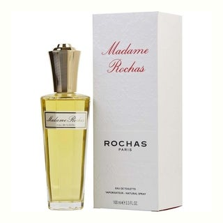 Madame Rochas Women's 3.3-ounce Eau de Toilette Spray