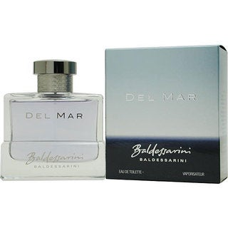 Hugo Boss Baldessarini del Mar Men's 3-ounce Eau de Toilette Spray
