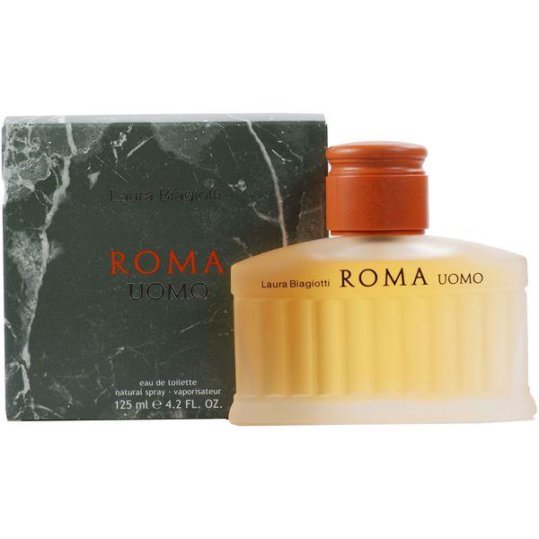 Laura Biagiotti Roma Men's 4.2-ounce Eau de Toilette Spray