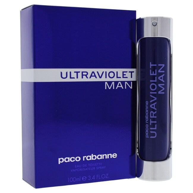 37d53d429 Buy Paco Rabanne Men's Fragrances Online at Overstock | Our Best Perfumes &  Fragrances Deals