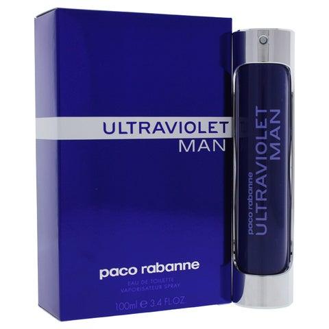 Paco Rabanne Ultraviolet Men's 3.4-ounce Eau de Toilette Spray