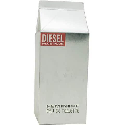 Diesel Plus Plus Women's 2.5-ounce Eau de Toilette Spray