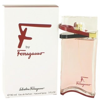 Salvatore Ferragamo F Women's 3-ounce Eau de Parfum Spray