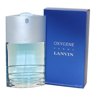 Lanvin Oxygene Men's 3.3-ounce Eau de Toilette Spray