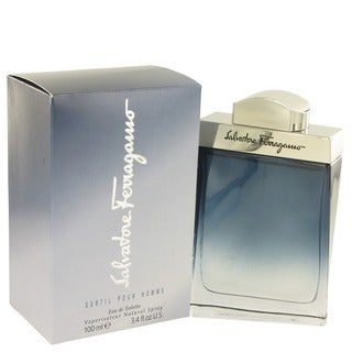 Salvatore Ferragamo Subtil Men's 3.4-ounce Eau de Toilette Spray