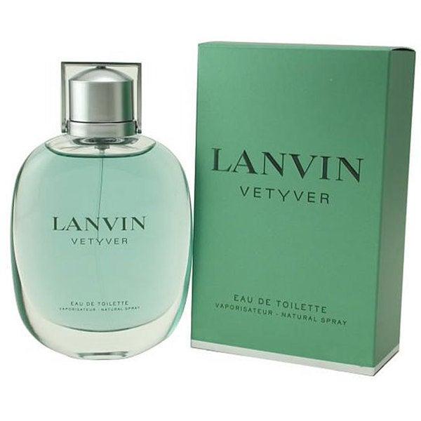 Lanvin Vetyver by Lanvin Men's 3.4-ounce Eau de Toilette Spray