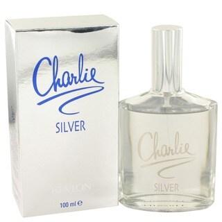 Revlon Charlie Silver Women's 3.4-ounce Eau de Toilette Spray