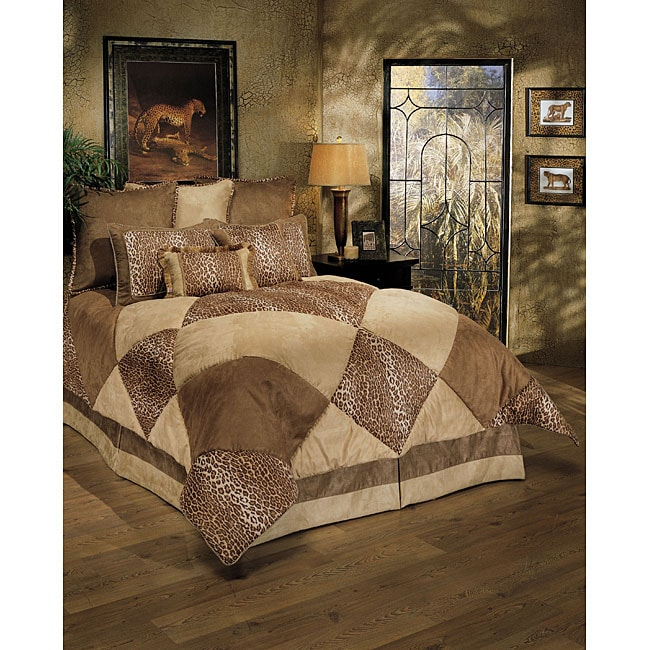 Sherry Kline Safari 8-piece Comforter Set