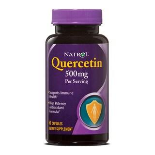 Natrol Quercetin 250 mg 50-count Bottle