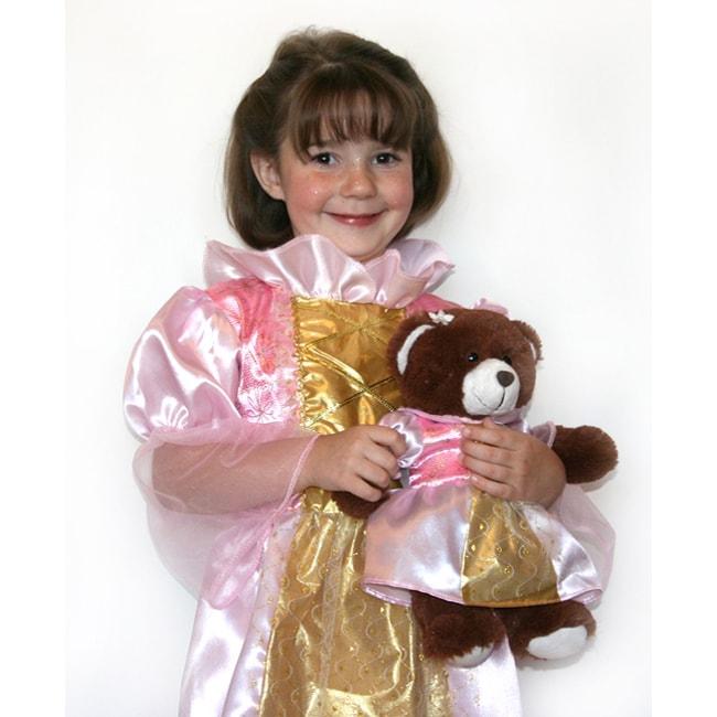 Princess Bear and Me Dress-up Set