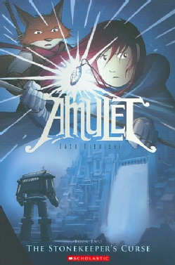 Amulet 2: The Stonekeeper's Curse (Paperback)