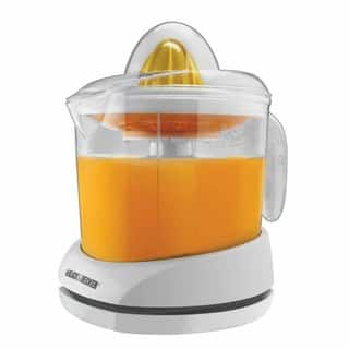 Black & Decker Citrus Juicer|https://ak1.ostkcdn.com/images/products/3888753/3888753/Black-Decker-Citrus-Juicer-P11934776.jpg?impolicy=medium
