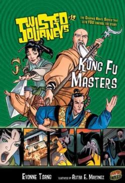 Kung Fu Masters (Paperback)