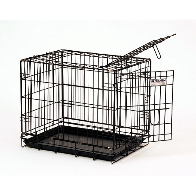 precision pet black great crate - Precision Pet Products