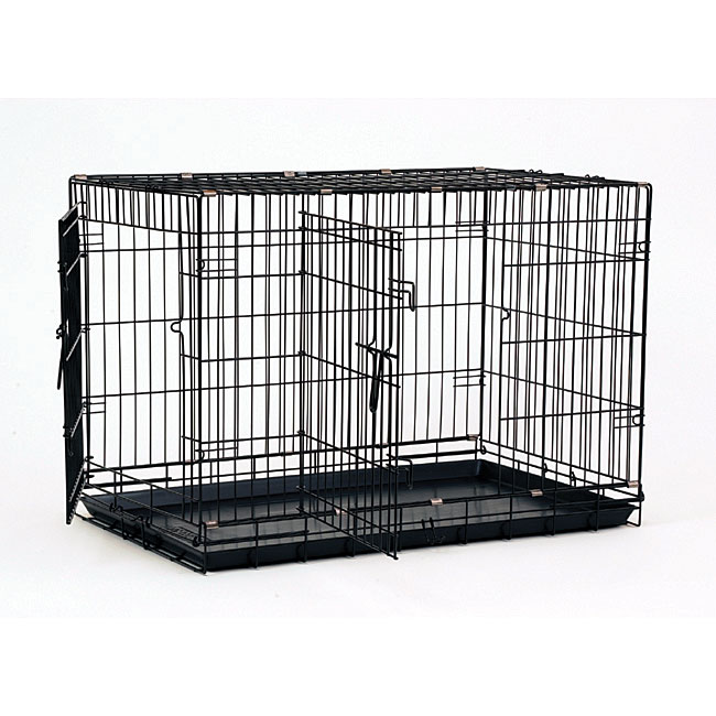 Precision Pet Black Great Crate 5000