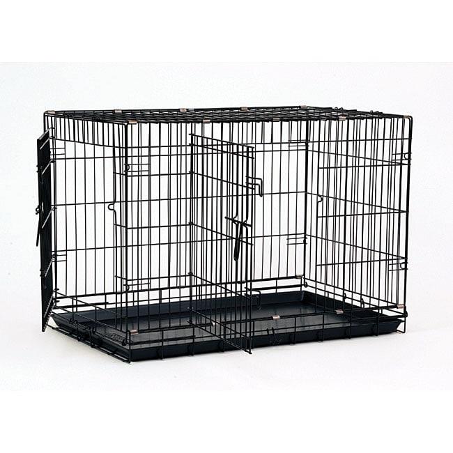 Precision Pet Black Great Crate 6000