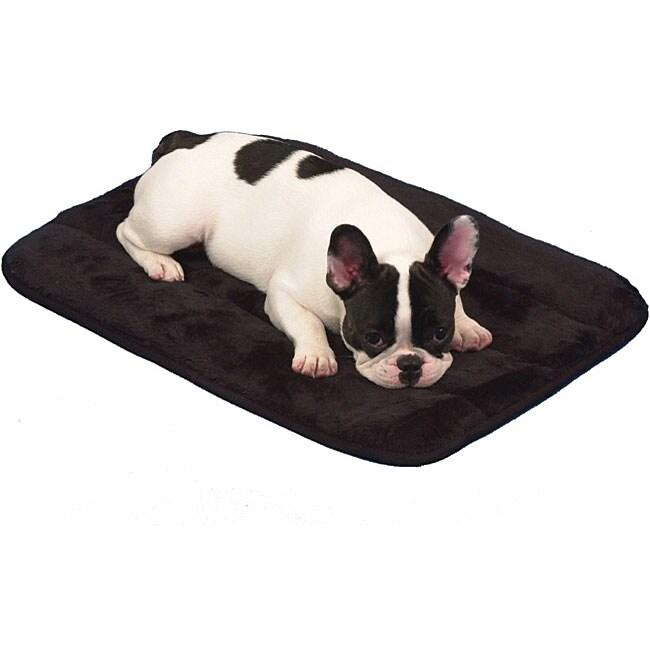 SnooZZy Sleeper 3000 Black 30 x 19-inch Pet Bed