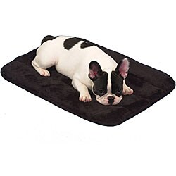 SnooZZy Sleeper 3000 Black 30 x 19-inch Pet Bed
