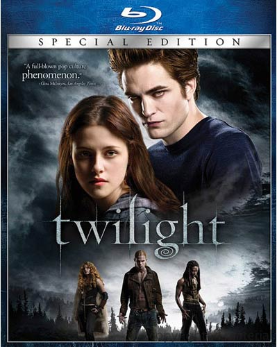 Twilight (Blu-ray Disc)